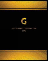 Omslag - Air Traffic Controller Log (Log Book, Journal - 125 Pgs, 8.5 X 11 Inches)