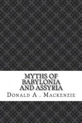 Omslag - Myths of Babylonia and Assyria