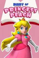 Omslag - Diary of Princess Peach - Book 1