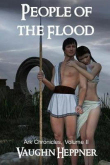People of the Flood av Vaughn Heppner (Heftet)
