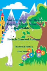 Omslag - Anthology of the Best French Short Stories for Children