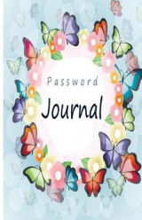 Omslag - Password Journal