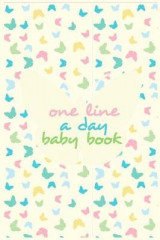 Omslag - One Line a Day Baby Book