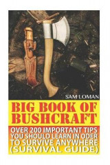 Omslag - Big Book of Bushcraft