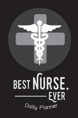 Omslag - Daily Planner - Best Nurse Ever