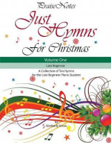 Omslag - Just Hymns for Christmas (Volume 1)