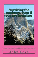 Omslag - Surviving the Outdoors, Even If You Are Homeless