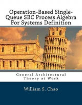 Omslag - Operation-Based Single-Queue SBC Process Algebra for Systems Definition