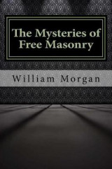 Omslag - The Mysteries of Free Masonry