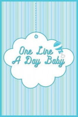 Omslag - One Line a Day Baby