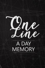Omslag - One Line a Day Memory