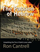 Omslag - The Passion of Hebrew