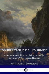 Omslag - Narrative of a Journey Across the Rocky Mountains to the Columbia River