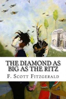 The Diamond as Big as the Ritz av F Scott Fitzgerald (Heftet)