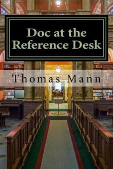 Doc at the Reference Desk av Thomas Mann (Heftet)
