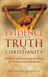 Omslag - Evidence for the Truth of Christianity