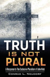 Omslag - Truth Is Not Plural