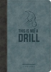 This Is Not a Drill LeatherLuxe (R) Journal av Ellie Claire (Innbundet)