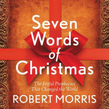 Seven Words of Christmas av Robert Morris (Innbundet)