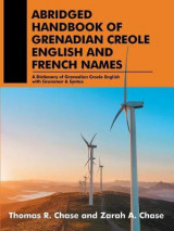 Omslag - Abridged Handbook of Grenadian Creole English and French Names