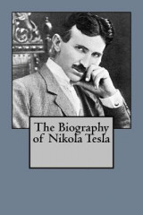 Omslag - The Biography of Nikola Tesla