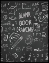 Omslag - Blank Book Drawing