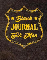 Omslag - Blank Journals for Men