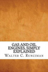 Omslag - Gas and Oil Engines, Simply Explained