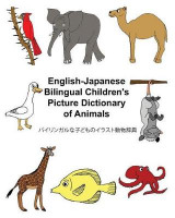 Omslag - English-Japanese Bilingual Children's Picture Dictionary of Animals