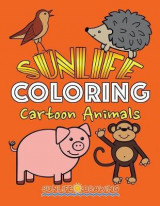 Omslag - Sunlife Coloring Cartoon Animals