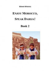 Omslag - Enjoy Morocco, Speak Darija! Book 2