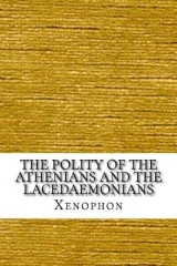 Omslag - The Polity of the Athenians and the Lacedaemonians