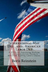 Omslag - International May Day ..And.. American Labor Day