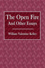 Omslag - The Open Fire and Other Essays
