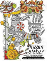 Omslag - Dream Catcher Adults Coloring Books