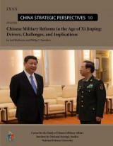 Omslag - Chinese Military Reform in the Age of XI Jinping
