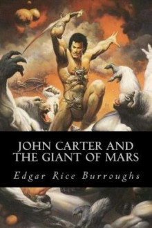 John Carter and the Giant of Mars av Edgar Rice Burroughs (Heftet)