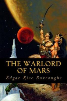 The Warlord of Mars av Edgar Rice Burroughs (Heftet)