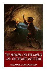 Omslag - The Princess and the Goblin and the Princess and Curdie