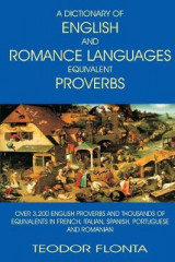 Omslag - A Dictionary of English and Romance Languages Equivalent Proverbs