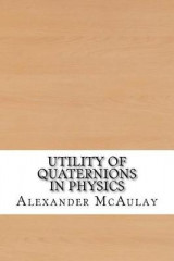Omslag - Utility of Quaternions in Physics