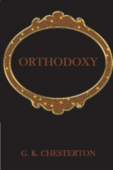 Omslag - Orthodoxy