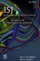 Omslag - International Scientific Journal - Journal of Environmental Science Volume 6