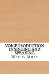 Omslag - Voice Production in Singing and Speaking