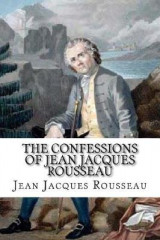 Omslag - The Confessions of Jean Jacques Rousseau