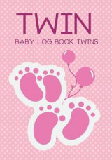 Omslag - Baby Log Book Twins Twin