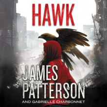 Hawk av James Patterson (Lydbok-CD)