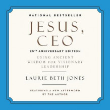 Jesus, CEO av Laurie Beth Jones (Lydbok-CD)