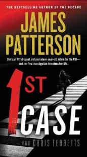 1st Case av James Patterson og Chris Tebbetts (Lydbok-CD)