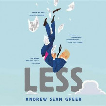 Less av Andrew Sean Greer (Lydbok-CD)